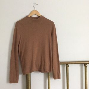 Vintage Cozy Cashmere Sweatshirt